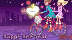 new year whatsapp video download, happy new year wishes